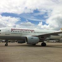 Germanwings Stuttgart Terminal 1
