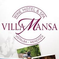 Villa Mansa - Wine Hotel & Spa