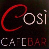 Cosi ~ CafeBar Argostoli