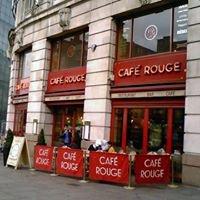Cafe Rouge Printworks