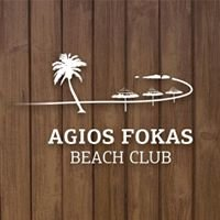 Agios Fokas Beach Club