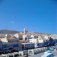 Port Of Syros