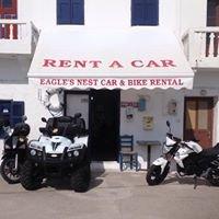 Eagle's Nest Car & Bike Rentals Nisyros