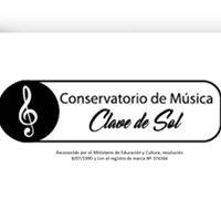 """Conservatorio de Música """"Clave de Sol"""""""