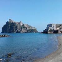 Sul Castello Aragonese Ischia