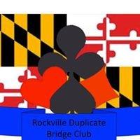 Rockville Duplicate Bridge Club