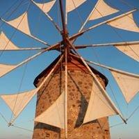 Aνεμόμυλοι Πάτμου / Patmos Windmills