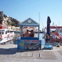 Taxi Boats Symi