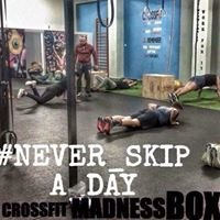 Crossfit Madness Box, Σήμαντρα