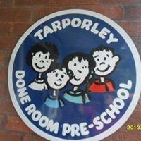 Tarporley Done Room Pre-school