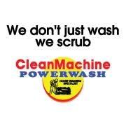 Clean Machine Power Wash