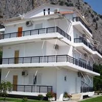 Ξενοδοχεία Μεσολόγγι Philoxenia Hotel Appartment Mesolongi Krioneri