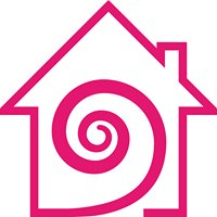 Rosa huset Mora