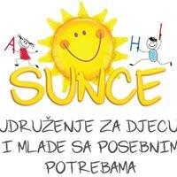 Sunce - udruženje za djecu i mlade sa posebnim potrebama