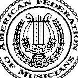 Jamestown Musical Association - AFM Local 134