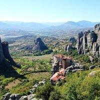 Meteora. Grécia