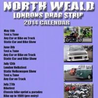 North Weald Drag Racing