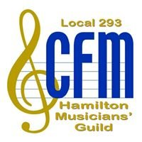 Hamilton Musicians' Guild  ___   Local 293, AFM