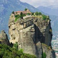 Varlaam Monastery, Meteora, Greece