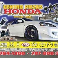 Centro Piezas Honda Plus