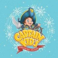 Captain Kid's entertainment center