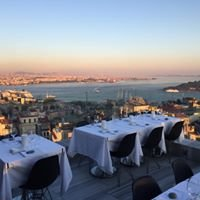Mikla Restaurant-The Marmara Pera Hotel, Istanbul