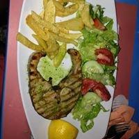 Veranda Restaurant Mouragia Corfu