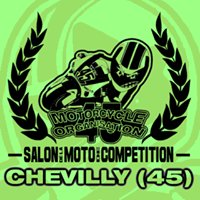 Salon De La Moto De Compétition