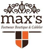 Max's Footwear Boutique & Cobbler
