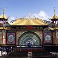 Pantomimeteatret i Tivoli / The  Pantomime Theatre
