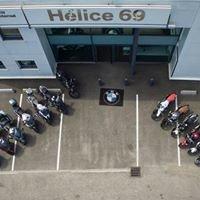 Helice 69 BMW Motorrad Dardilly