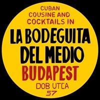 La Bodeguita del Medio Budapest