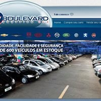 Boulevard Shopping Car