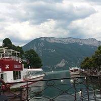 Lac D'annecy - La Haute Savoie