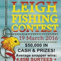 Leigh Fishing Contest