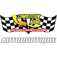 Competition Audio SA de CV