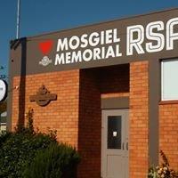 RSA Mosgiel