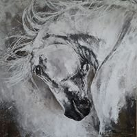 Schilderijen Pieternel Horse and Animal Portraits and Paintings