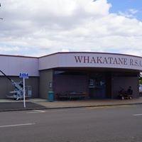 Whakatane RSA
