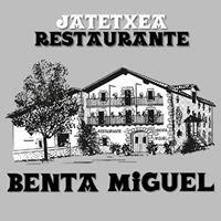 Restaurante Benta Miguel Jatetxea