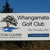Whangamata Golf Club