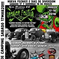 Rat Rods Mexico, Los Diablos CC