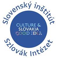 Szlovák Intézet - Budapest / Slovenský inštitút v Budapešti