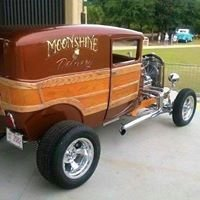 Moonshine rod and custom