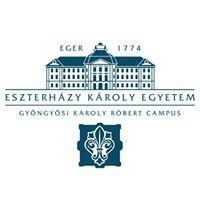 Eszterházy Károly Egyetem Gyöngyösi Károly Róbert Campus