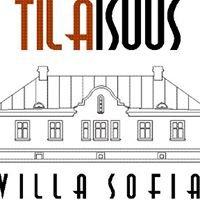 Villa Sofia: juhlatilat, kokoustilat | Tampere