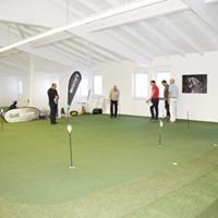 Indoor Golf Grafing
