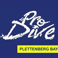 ProDive Plettenberg Bay
