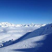 Paradiski - Les Arcs - Aiguille Rouge 3264 m