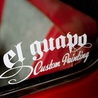EL GUAPO CUSTOM PAINTING